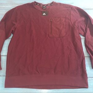 Men's Nike SB sweater long sleeve shirt XXL